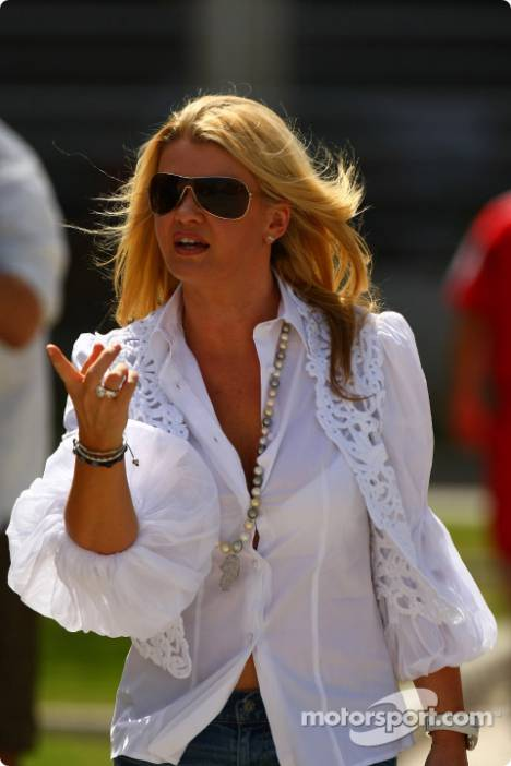 Corina Schumacher, Wife of Michael Schumacher
