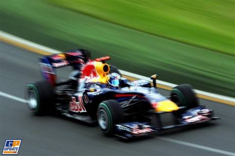Red Bull Racing, Mark Webber, RB5