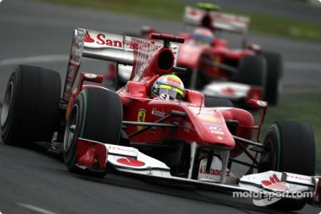 Felipe Massa (Scuderia Ferrari, F10)