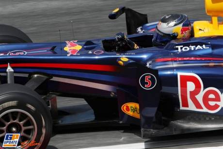 Red Bull Racing, RB6, Sebastian Vettel