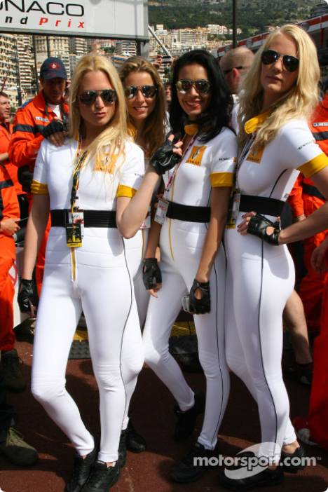 The Renault Girls