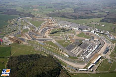 Silverstone Arena Circuit