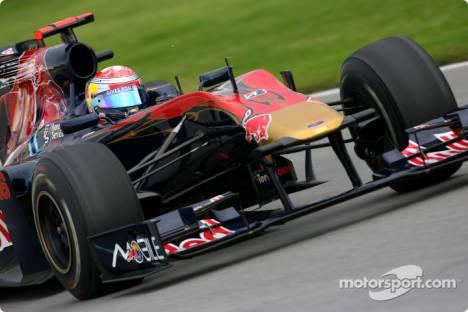 Sebastien Buemi, Scuderia Toro Rosso, STR5