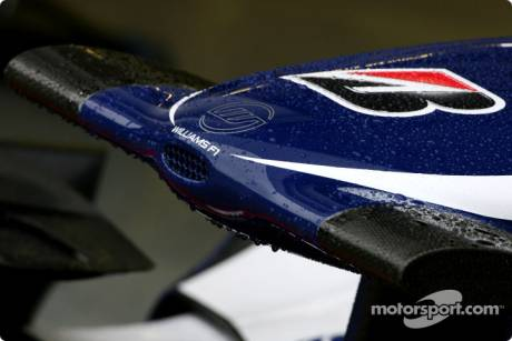 Williams F1 Team, FW32, Front Wing Detail