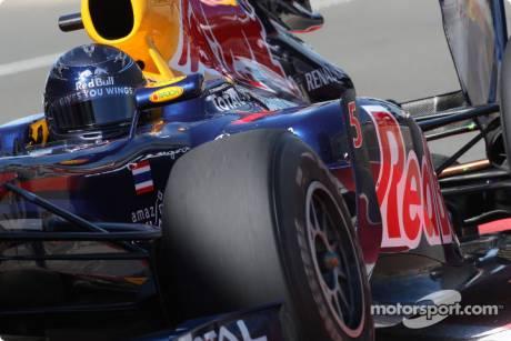 Sebastian Vettel, Red Bull Racing, RB6