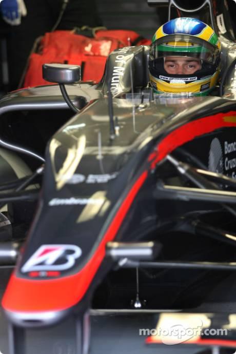 Bruno Senna, Hispania Racing F1 Team, F110