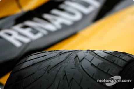 Bridgestone Wet Tyre