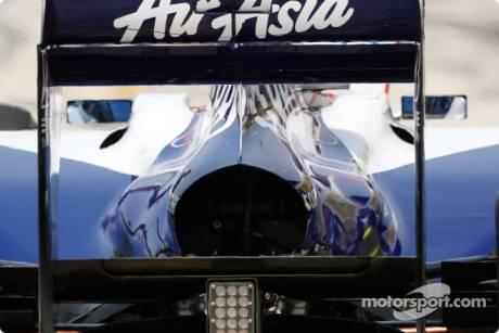 Williams F1 Team, FW32
