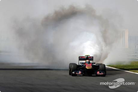 Jaime Alguersuari, Scuderia Toro Rosso, STR5