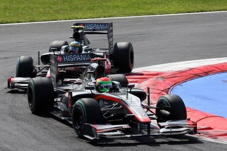 Statistics Italian Grand Prix of 2010