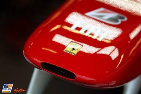 Scuderia Ferrari, F10, Nose Cone