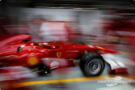 Scuderia Ferrari, F10
