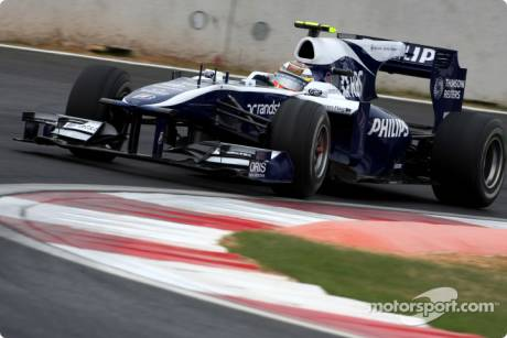 Nico Hulkenberg, Williams F1 Team, FW-32