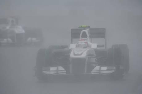 Statistics Korean Grand Prix of 2010