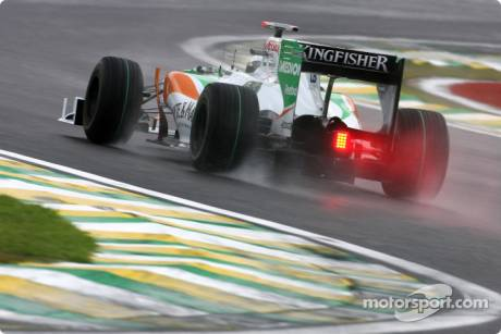 Adrian Sutil, Force India F1 Team, VJM03
