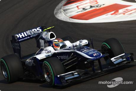Nico Hulkenberg, Williams F1 Team, FW31