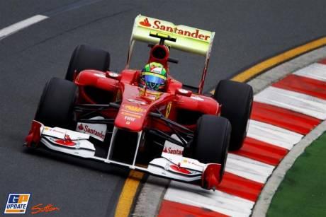 Felipe Massa, Scuderia Ferrari, 150 Italia