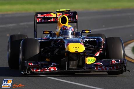 Mark Webber (Red Bull Racing, RB7)