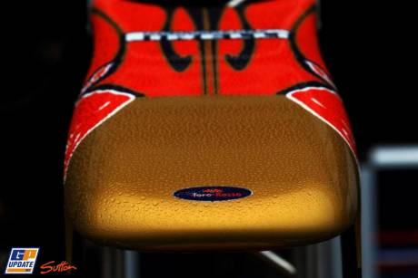Nosecone of the Toro Rosso STR6