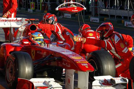 Statistics Australian Grand Prix of 2011