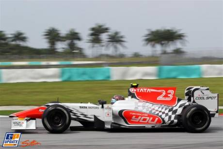 Vitantonio Liuzzi, Hispania Racing F1 Team, F111
