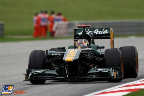 Davide Valsecchi, Team Lotus, T128