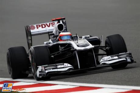 Rubens Barrichello, Williams F1 Team, FW33