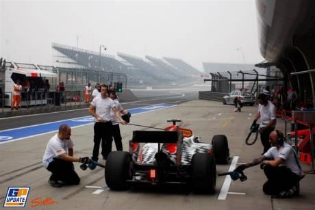 Hispania Racing F1 Team, F111