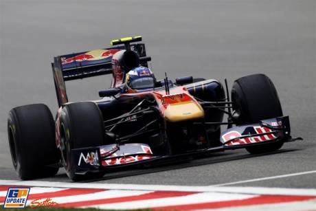 Daniel Ricciardo, Scuderia Toro Rosso, STR6