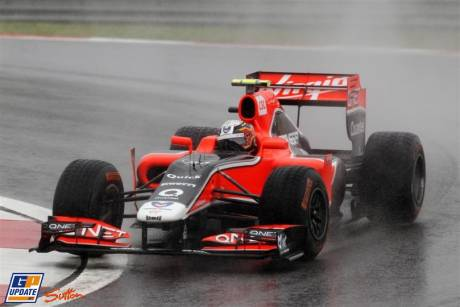 Jerome d'Ambrosio, Marussia Virgin Racing, MVR-02