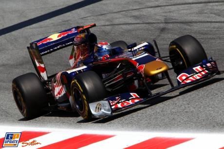 Sebastien BUemi, Scuderia Toro Rosso, STR6