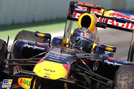 Sebastian Vettel (Red Bull Racing, RB7)