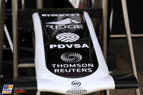 Front Wing for Williams F1 Team
