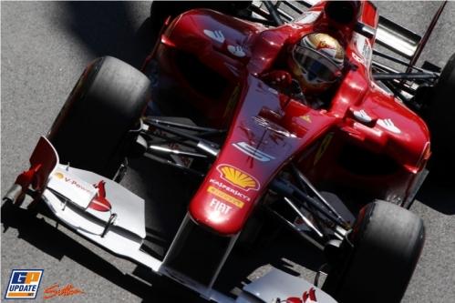 Fernando Alonso, Scuderia Ferrari, 150 Italia