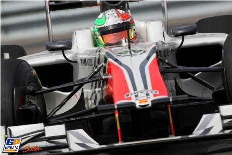 Vitantonio Liuzzi, Hispania Racing F1 Team, F111