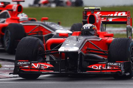 Statistics Canadian Grand Prix of 2011