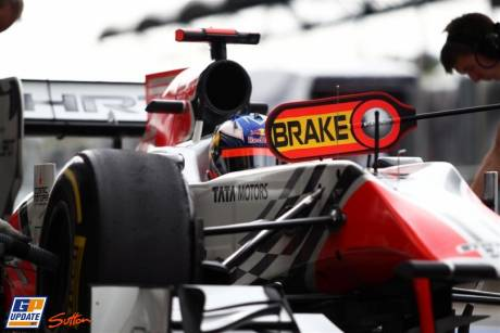 Daniel Ricciardo, Hispania Racing F1 Team, F111