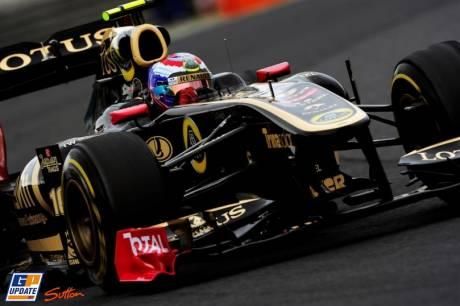 Vitaly Petrov, Lotus Renault GP, R31