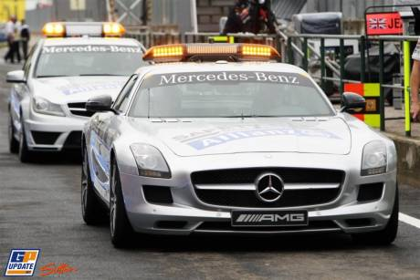 The Safety and The Medical Cars