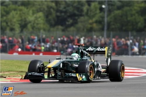 Heikki Kovalainen, Team Lotus, T128