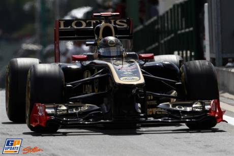 Nick Heidfeld, Lotus Renault GP, R31