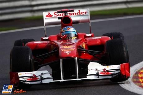 Fernando Alonso, Scuderia Ferrari, Italia 150