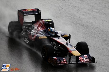 Jaime Alguesuari, Scuderia Toro Rosso, STR6