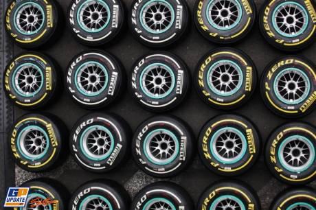 The Pirelli P Zero Tyres
