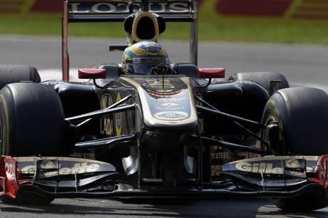 Statistics Italian Grand Prix of 2011