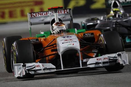 Statistics Singapore Grand Prix of 2011