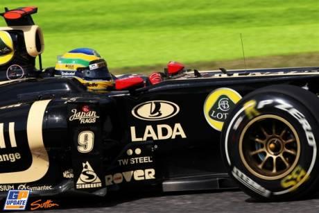Bruno Senna, Lotus Renault GP, R31