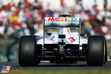 Sauber F1 Team, C30