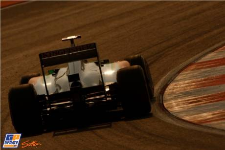 Force India F1 Team, VJM04