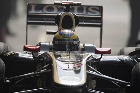 Statistics Indian Grand Prix of 2011